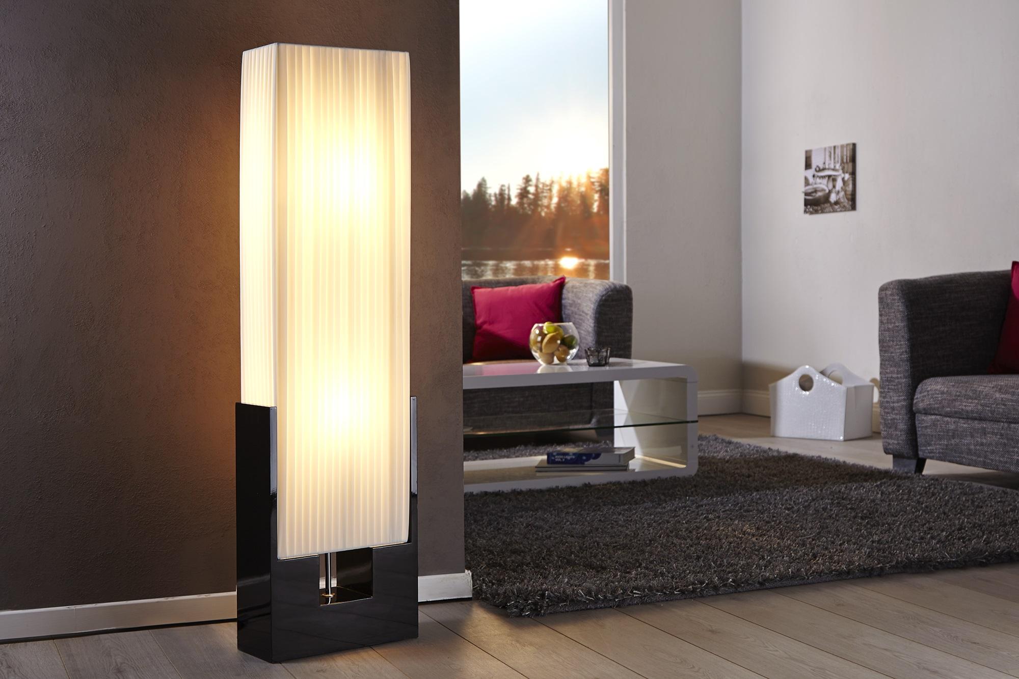 Moderne vloerlamp aktiewonen