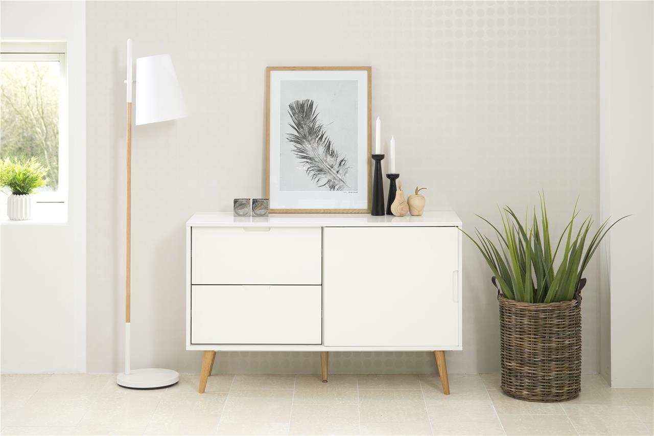 Slaapkamer dressoir wit tv meubel amalfi hoogglans wit cm