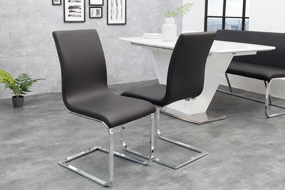 Design stoelen eetkamer aktie wonen.nl