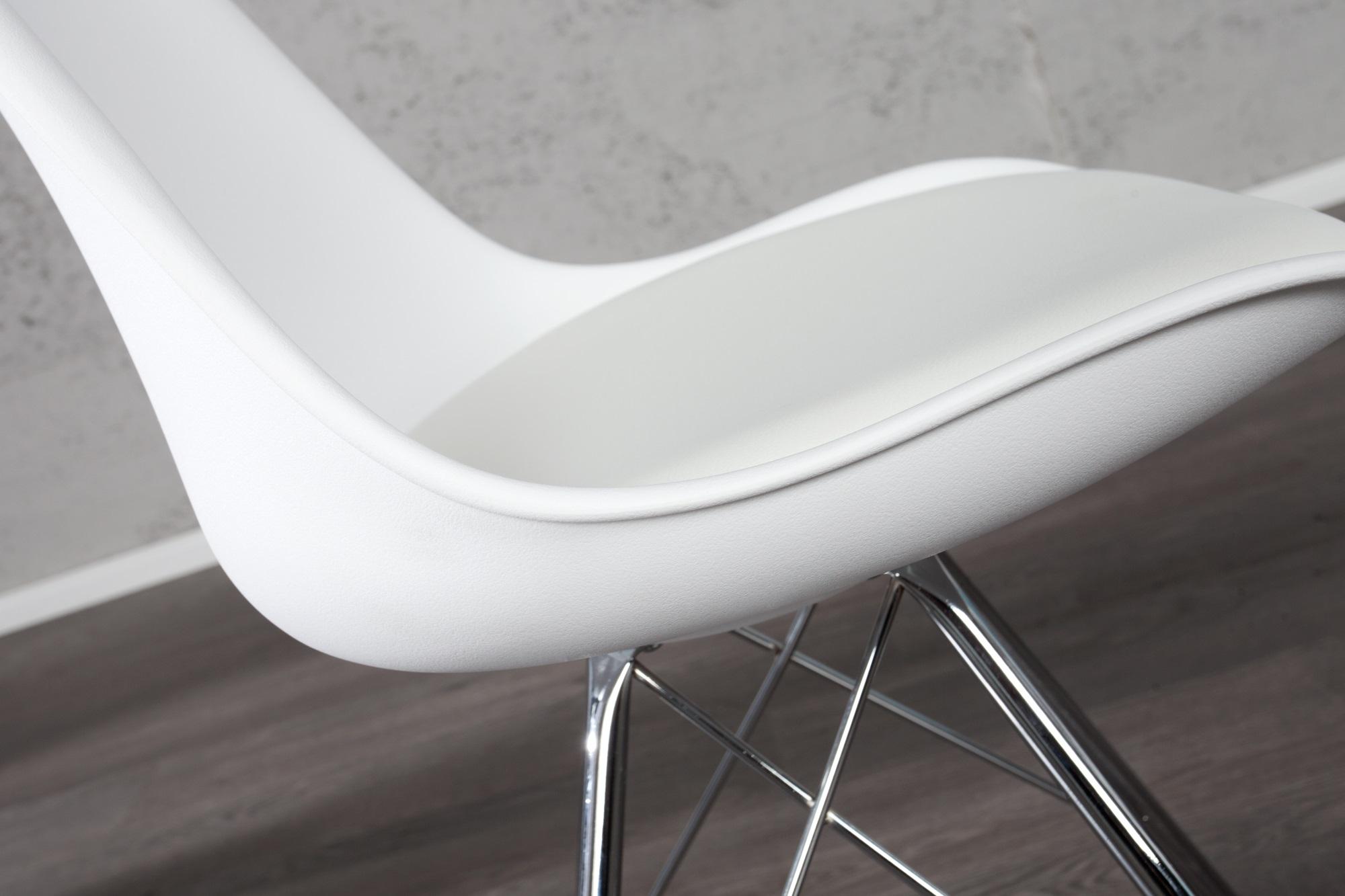 Stoel Metalen Frame : Eettafel stoelen metalen frame home affaire eettafel miami beach