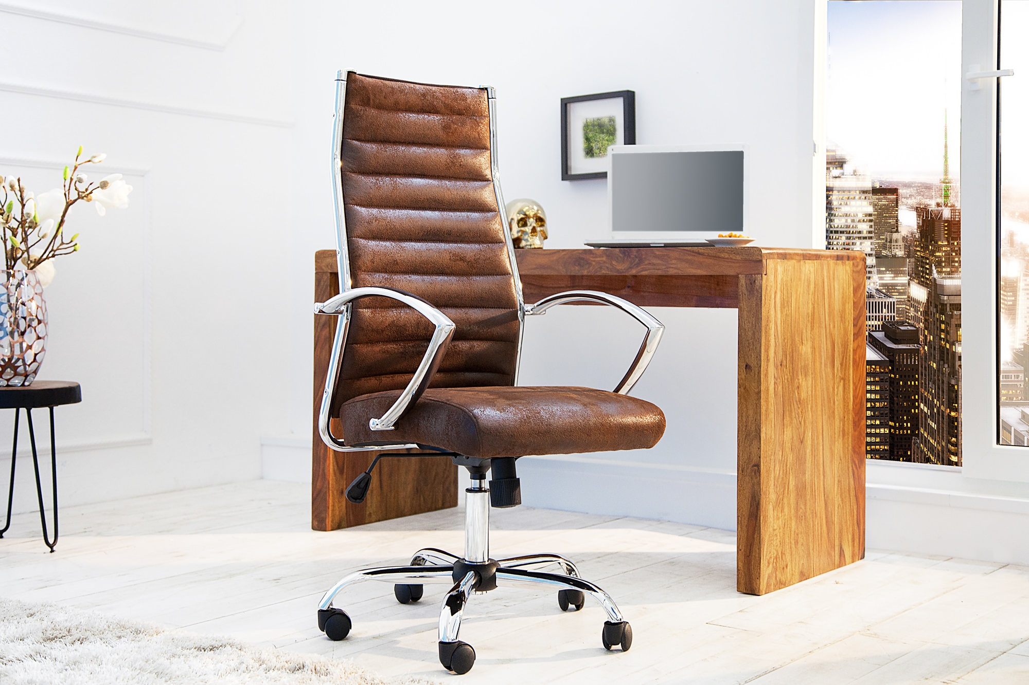 Bureau Met Stoel : Moderne bureau stoel kopen aktie wonen