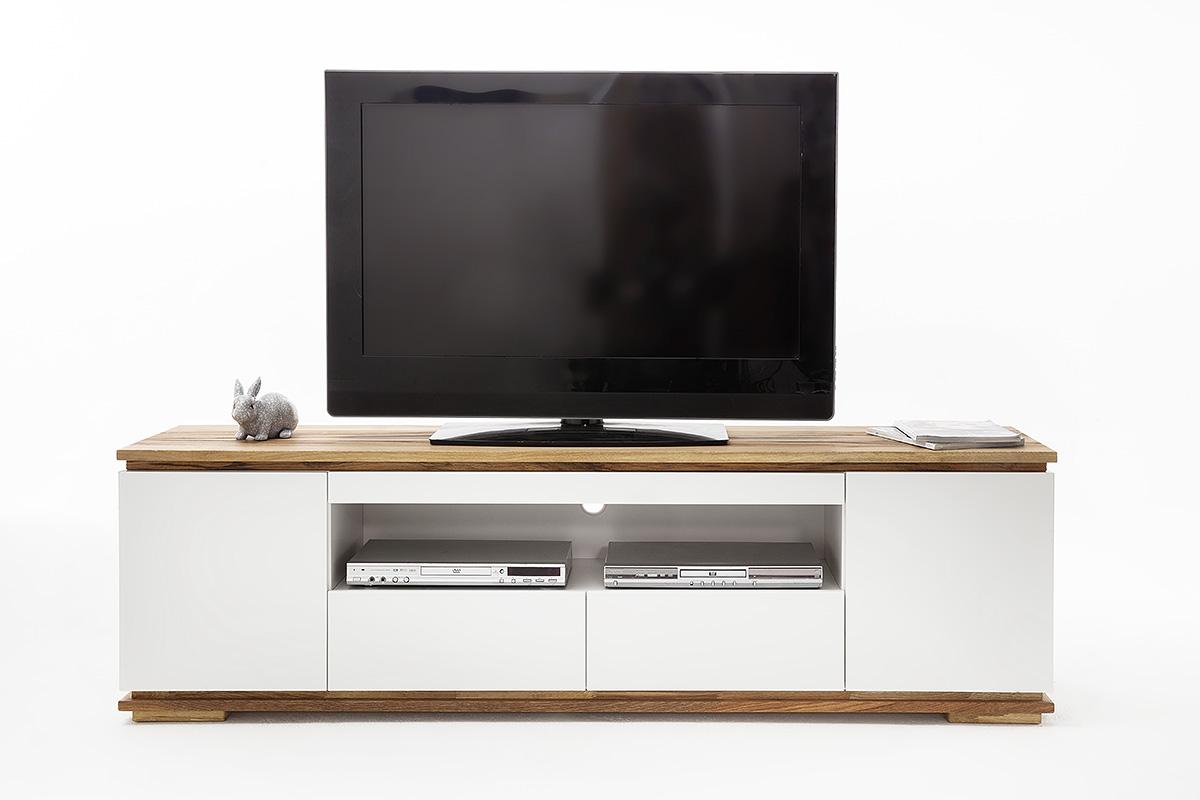 Tv meubel licht eiken kopen aktie wonen.nl