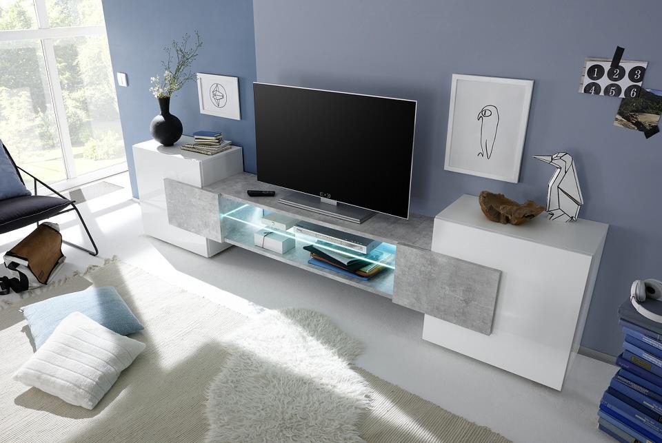Groot tv meubel kopen aktie wonen