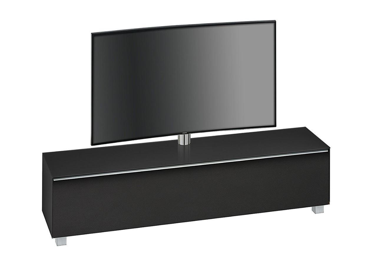 Tv Meubel Zwart Mat.Luxe Tv Meubel Voor Soundbar Kopen Aktie Wonen Nl