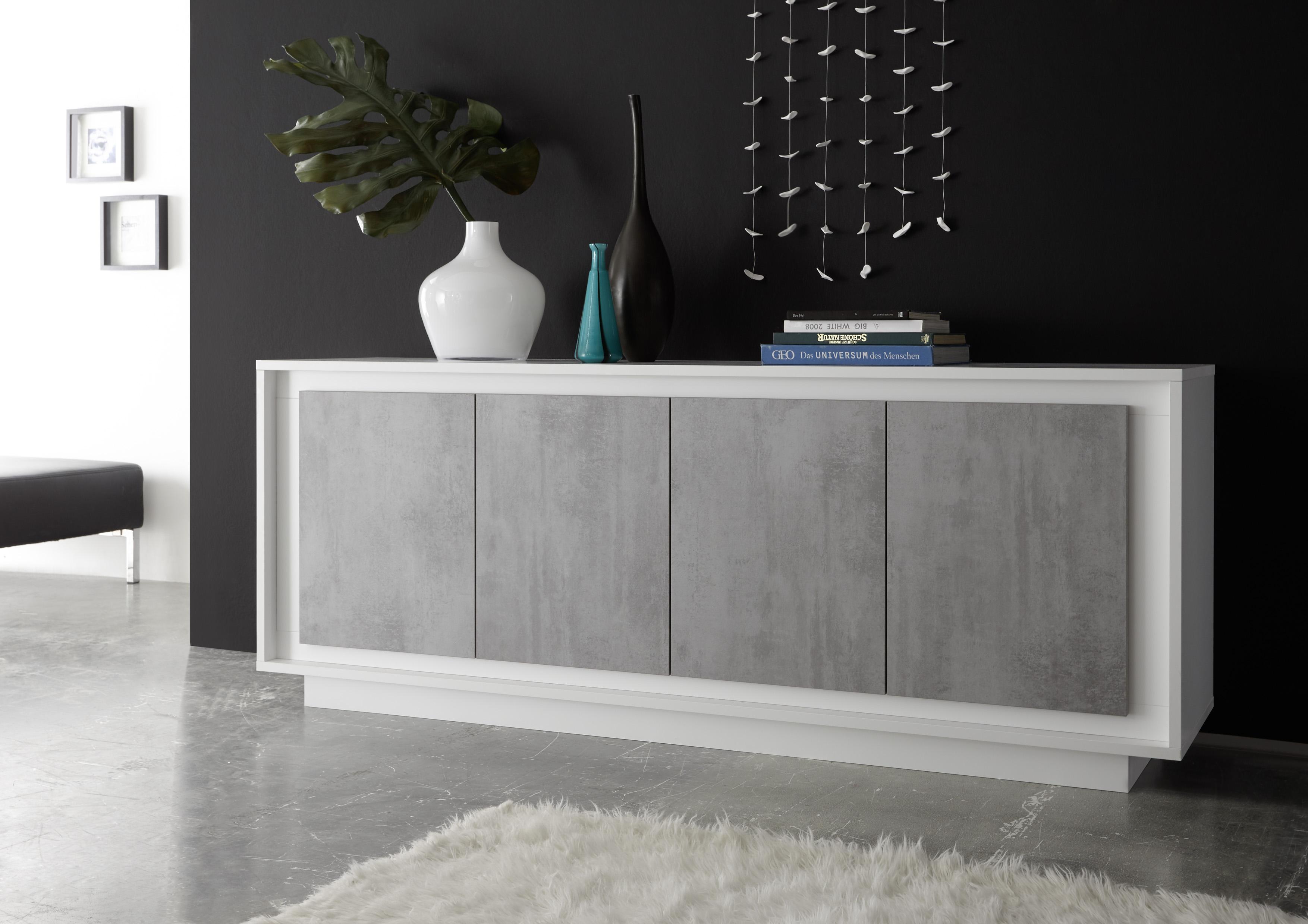 Hoogglans Kast Wit : Verdi tv kast zwevend tv meubel hoogglans wit zwart te koop