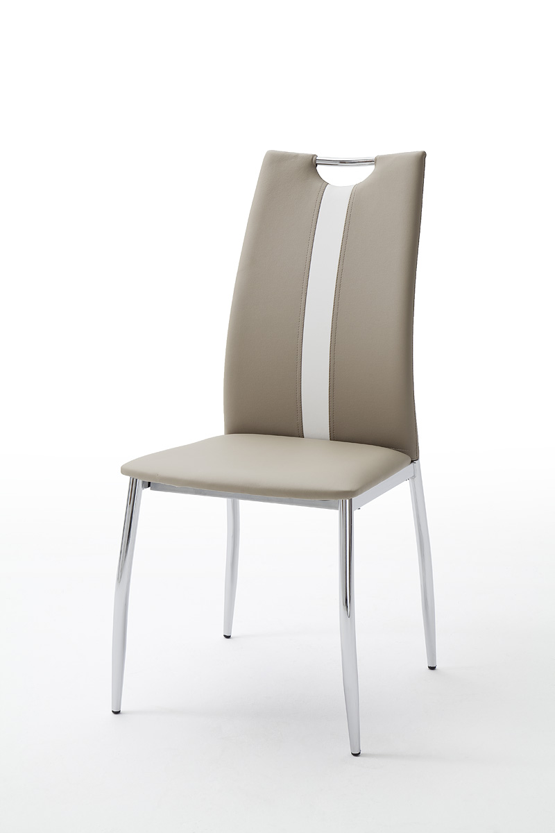 Beste Keuken stoel cappuccino| Aktie Wonen .nl QG-57