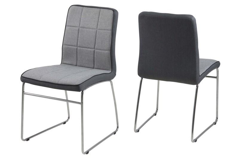 Licht Grijze Stoel : Moderne stoel justin kopen aktie wonen.nl