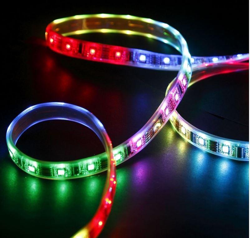 Badkamer Japanse Stijl ~ RGB LED strip 5 Mtr  aktiewonen nl
