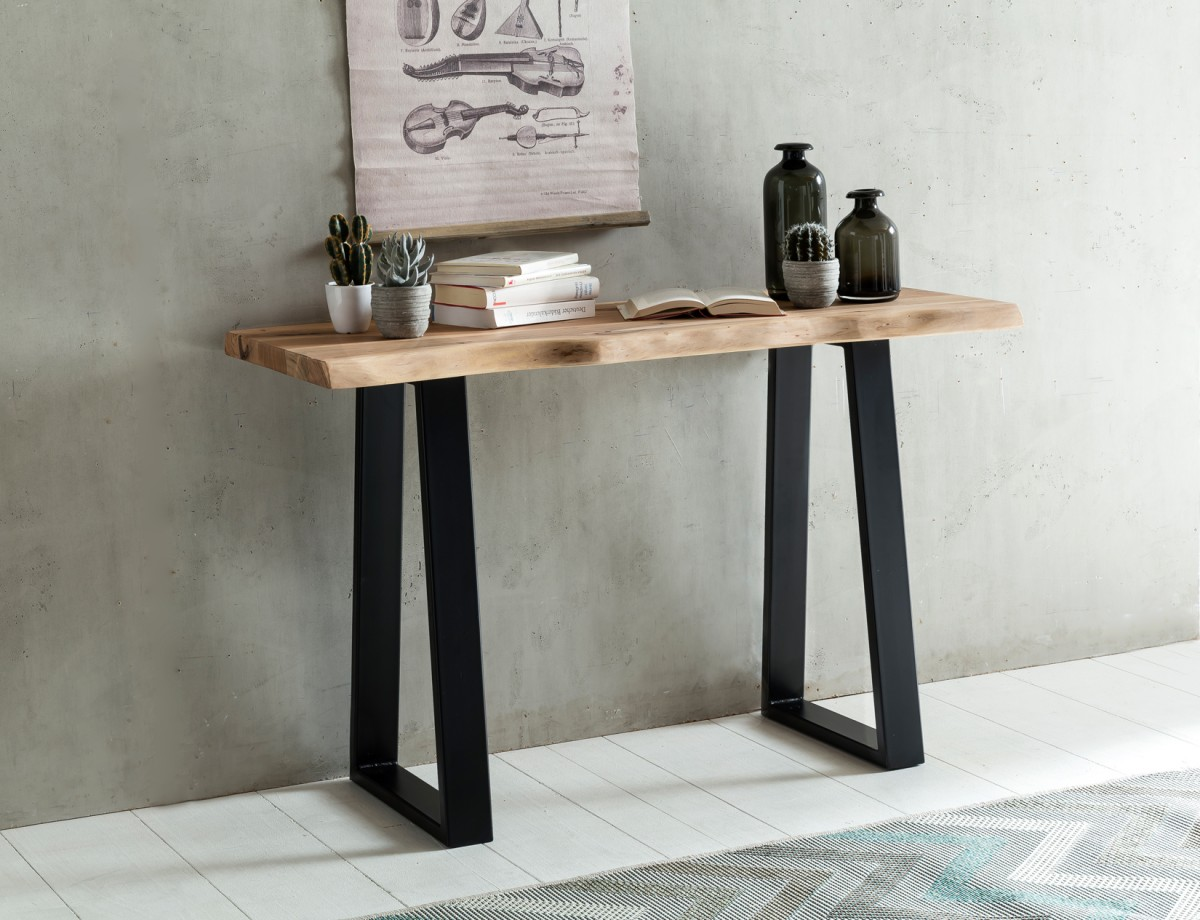 Massief Houten Side Table.Houten Sidetable Cgs77 Tlyp