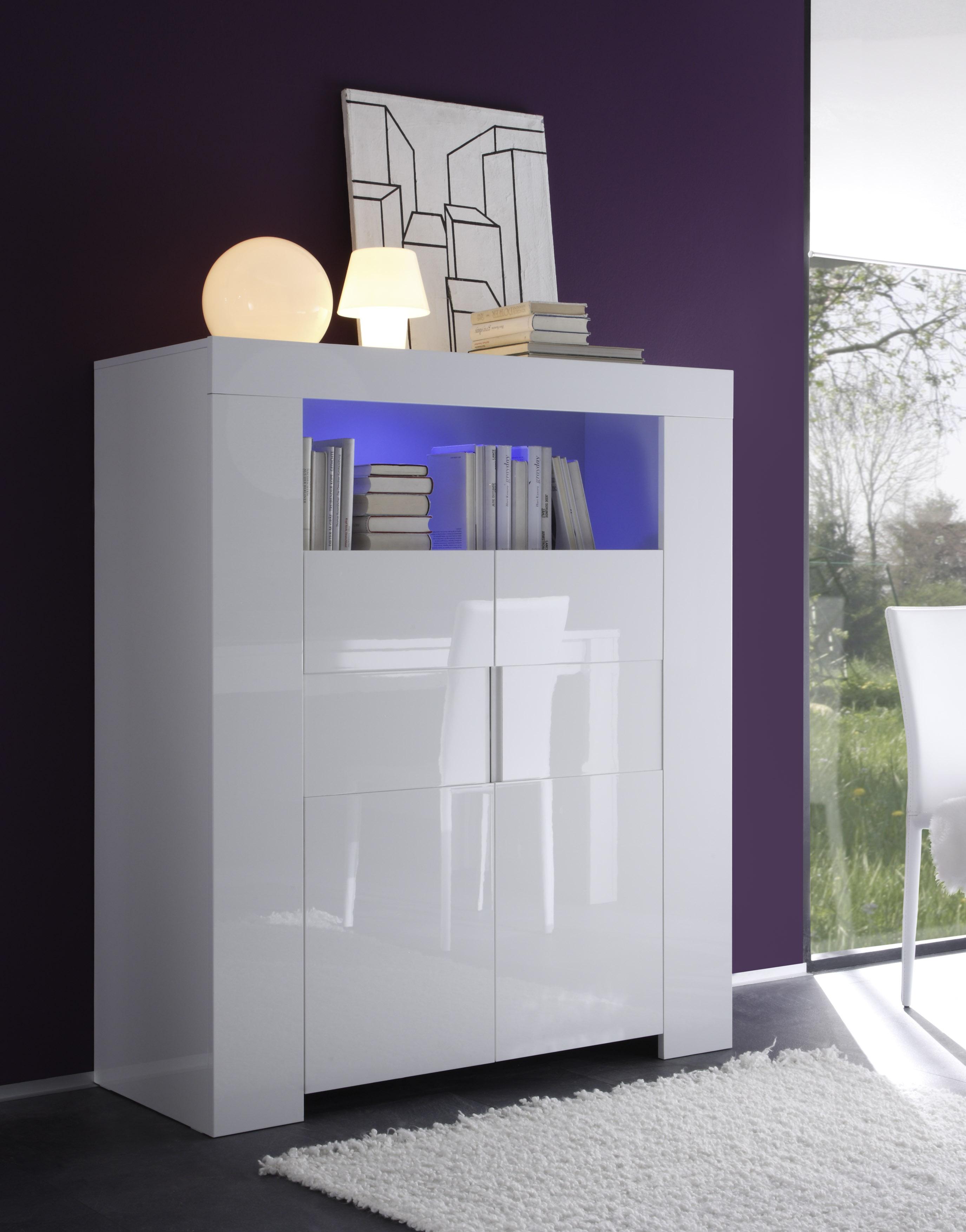 kast hoogglans wit kopen aktie. Black Bedroom Furniture Sets. Home Design Ideas