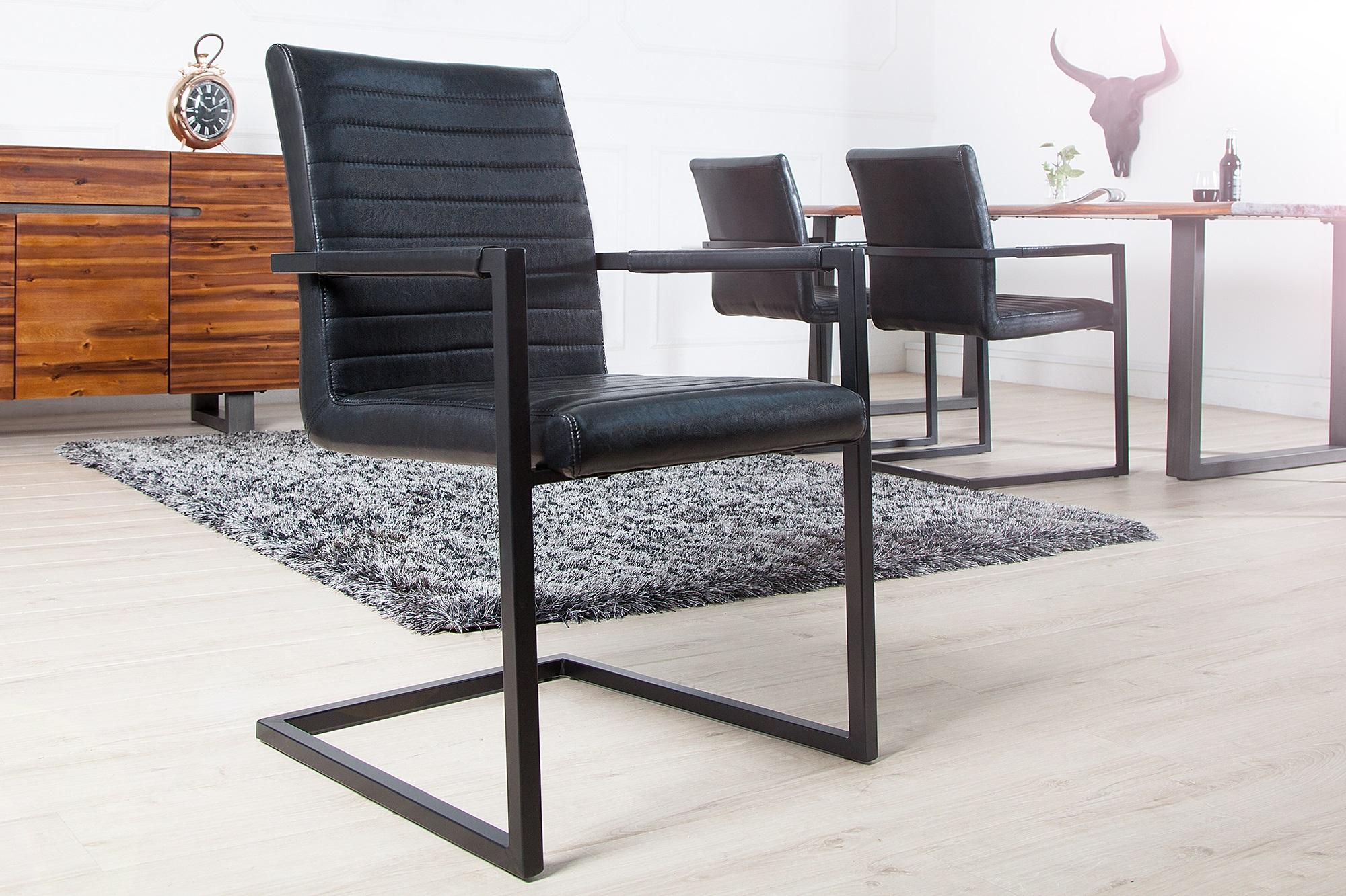 Stoel Metalen Frame : Moderne eetkamerstoel kopen aktie wonen