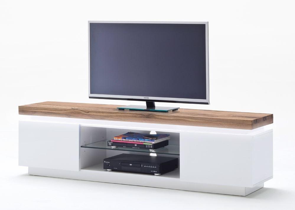 Modern zwevend tv meubel cm volledig hoogglans wit nieuw te