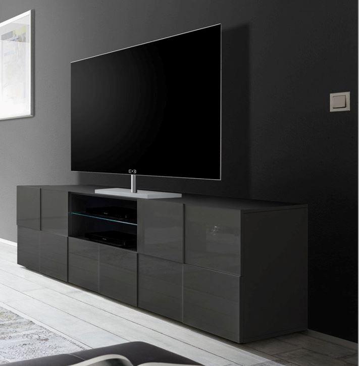 Modern hoog tv meubel kopen aktie for Tv meubel kleine ruimte