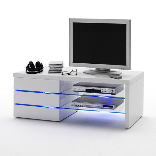 Badkamer badkamermeubels wit : tv meubelen met led verlichting : Aktie wonen.nl