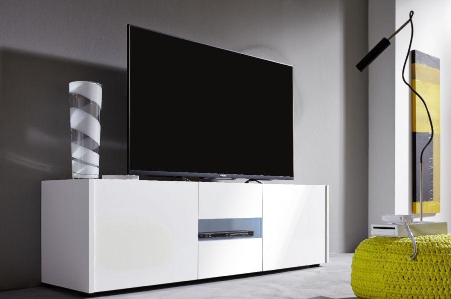 Badkamer Wasbak Opbouw ~ hoogglans tv meubel kopen?  Aktie Wonen nl