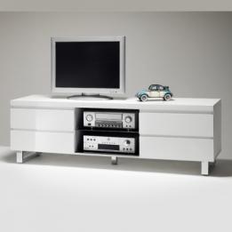 Design tv meubel voor in uw moderne woonomgeving aktie for Hoogglans ladeblok
