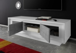 trendy tv meubel betonlook