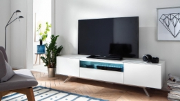 strak design tv meubel