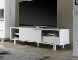 mat wit tv dressoir