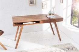 Bureau Retro massief hout