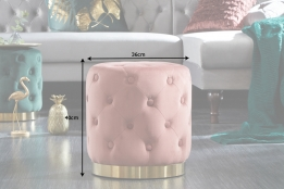 hocker barok rose