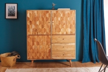highboard acacia hout
