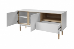 dressoir mat wit lak