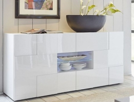 design hoogglans dressoir