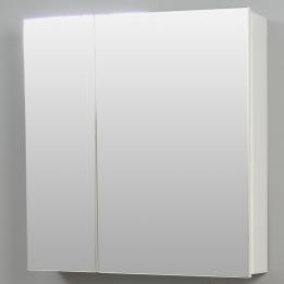 Badkamer spiegelkast hoogglans wit | Aktie Wonen.nl