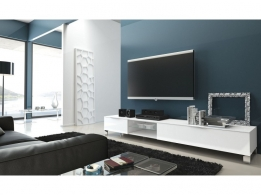 design hoogglans tv meubel