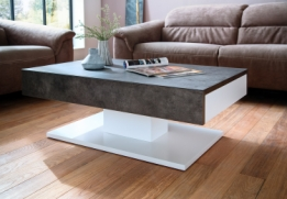 salontafel beton look