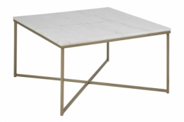 design salontafel wit marmer