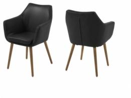 Trendy stoel houten poten grijs aktie - Comfortabele stoel ...