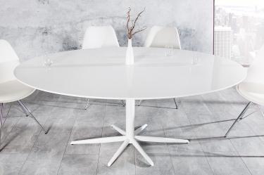 Top witte tafel hoogglans | Aktie Wonen.nl &TD96