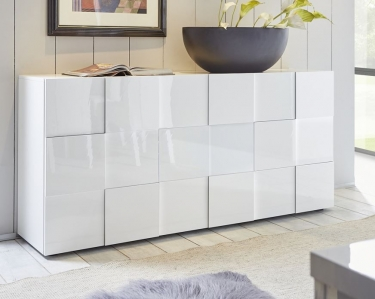 hoogglans design dressoir