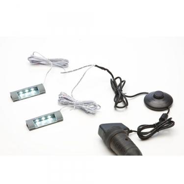 LED-verlichting wit of blauw | Aktie Wonen.nl