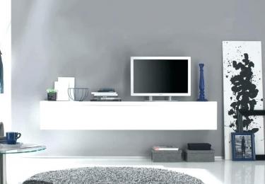 Tv Kast Zwevend : Zwevend tv dressoir aktie wonen